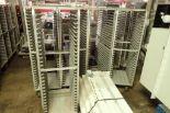 Lot 53 - Aluminum bakery rack {Located in Indianapolis, IN}