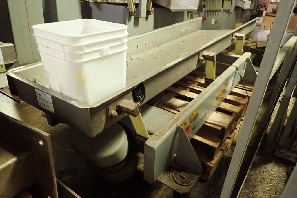 Lot 15 - Key iso-flo vibrator conveyor {Located in Indianapolis, IN}