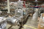 Lotto 95 - SS pan washer {Located in Indianapolis, IN}