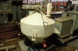 Lot 5 - Mild steel weigh hopper {Located in Indianapolis, IN}