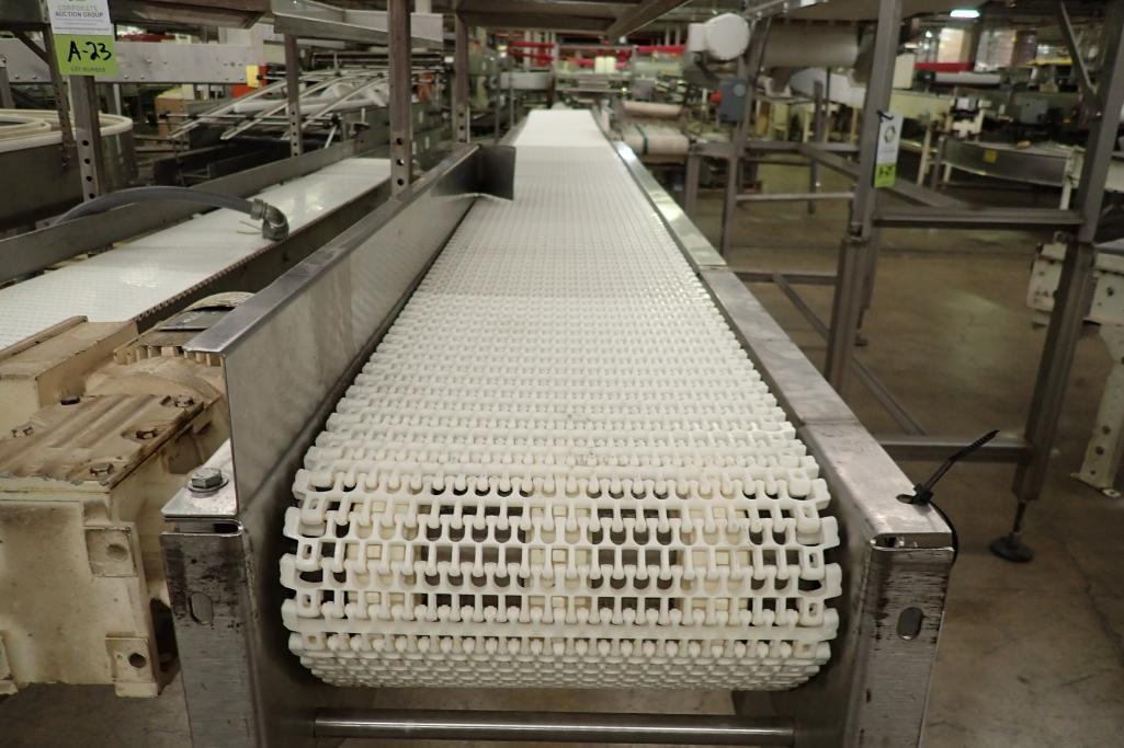 Lot 24 - Belt conveyor {Located in Indianapolis, IN}