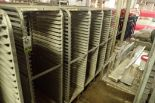 Lot 52 - Aluminum bakery rack {Located in Indianapolis, IN}