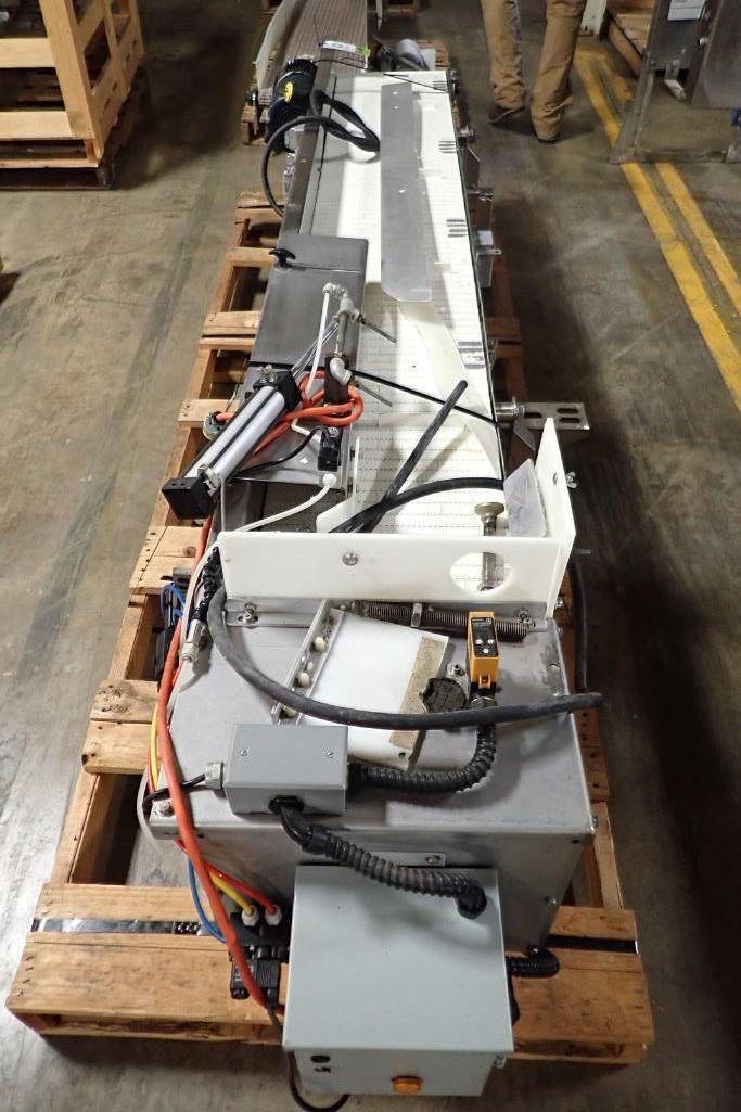 Lotto 101 - Kleenline belt conveyor {Located in Indianapolis, IN}