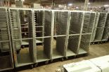 Lot 54 - Aluminum bakery rack {Located in Indianapolis, IN}