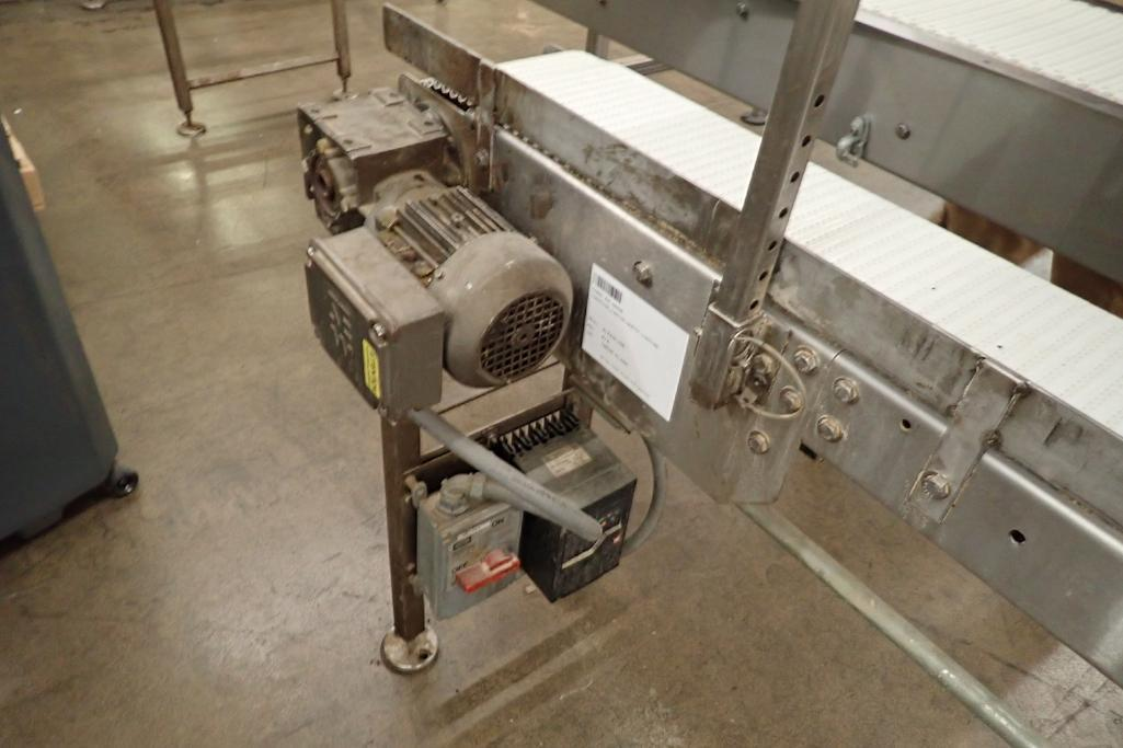 Lot 23 - Belt conveyor {Located in Indianapolis, IN}