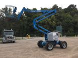 Lot 2009 - 2006 Genie boom lift {Pendleton, IN}
