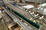 Lot 63 - Rapistan merge conveyor {Located in Indianapolis, IN}