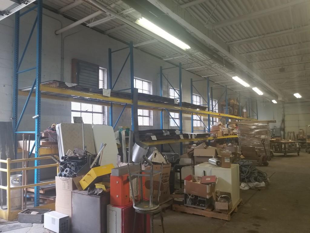 Metal Fabrication Shop Liquidation Auction