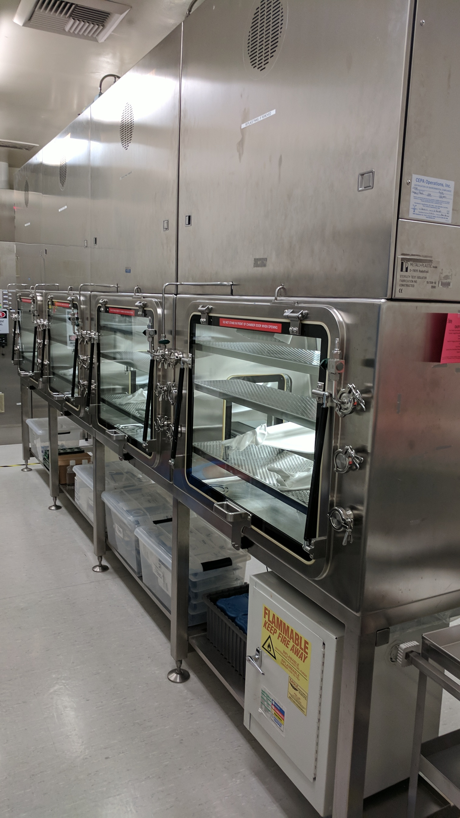 Pharmaceutical Equipment Webcast Sale