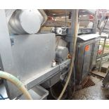 RAYTEC VISION (2004) RAYNBOW R-140-M STAINLESS STEEL OPTICAL SORTING MACHINE WITH UP TO 50 T/H