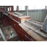 APPROX. 30' INCLINE CONVEYOR WITH CHOPPER (CI)