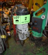 Lot 2 - MILWAUKEE MAGNETIC BASE DRILL