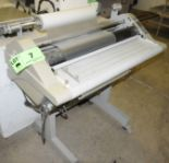 "Lot 7 - GBC DISCOVERY 80 31"" FLOOR TYPE HIGH SPEED DIGITAL LAMINATOR, S/N OFG2048"
