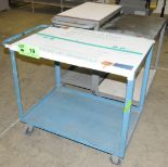 Lot 19 - LOT/ SHOP CARTS