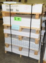 Lot 57 - LOT/ RAW MATERIALS - (2) PALLETS OF STOCK PAPER
