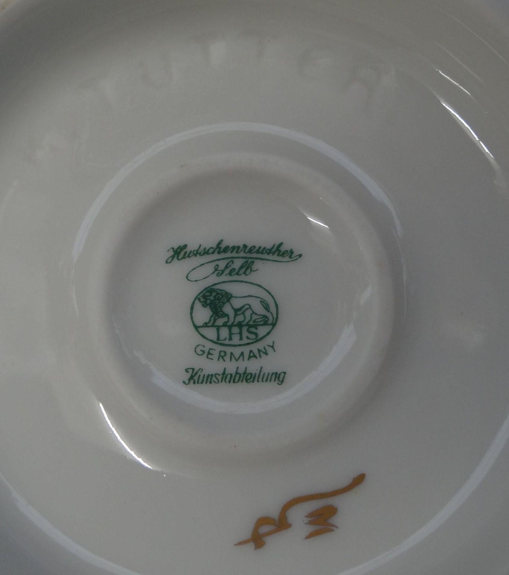 """Los 1036 - Ballspielerin """"Hutschenreuther"""" sign. K.Tutter, H-25"""