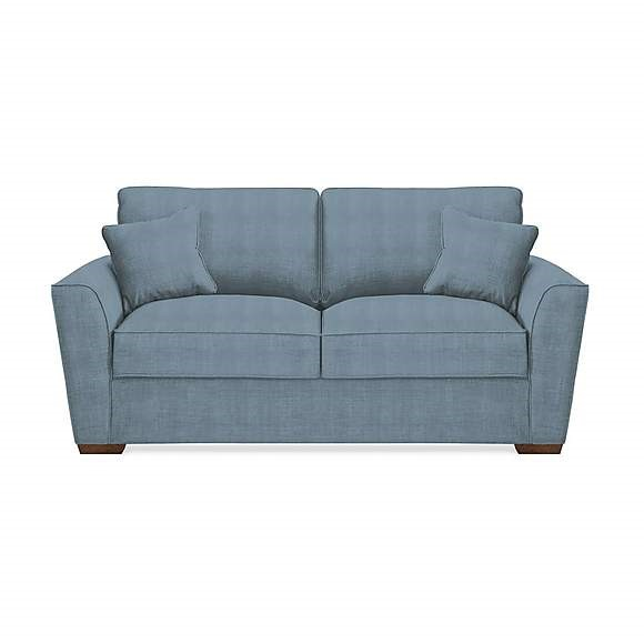 1 brand new bagged fabb sofas kingston 3 seater sofa in norfolk teal rh i bidder com