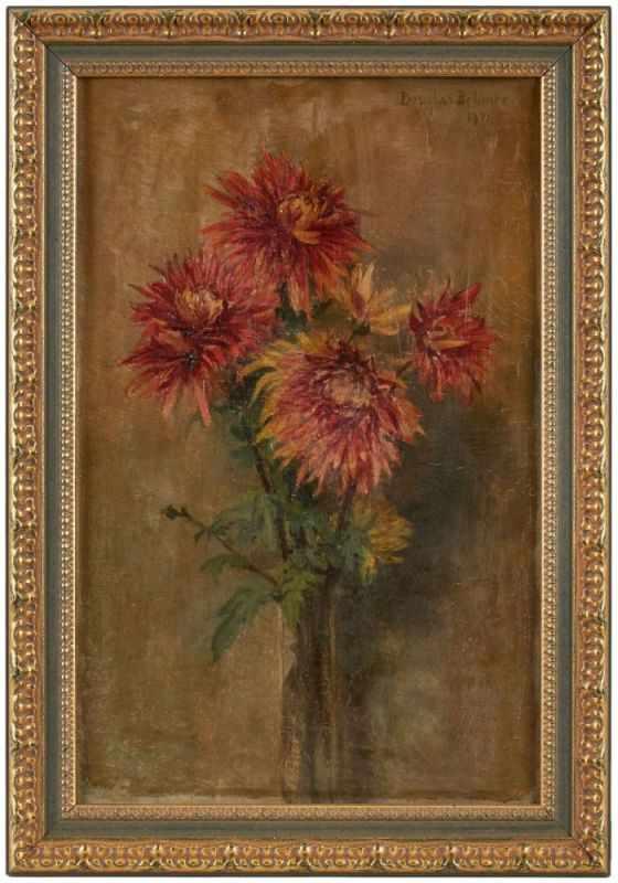 Lot 9 - GemäldeMarcus Michael Douglas Behmer 1879 Weimar - 1958 Berlin Er begann um 1899, gefördert von