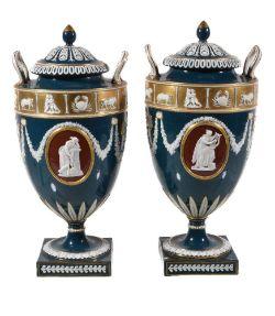 Interiors Day 1 - Asian Furniture, Ceramics & Works of Art and British & Continental Ceramics & Glass