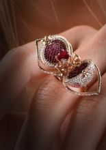 Lot 52 - The Pomegranate Ring