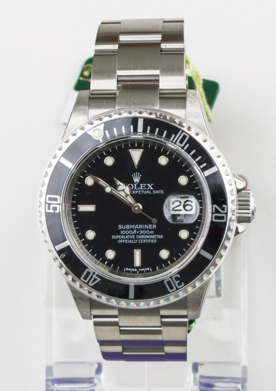 Lot 25 - ROLEX, Rolex Submariner, New Old Stock