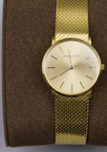 Lot 32 - Vacheron & Constantin, 18 K Yellow Gold