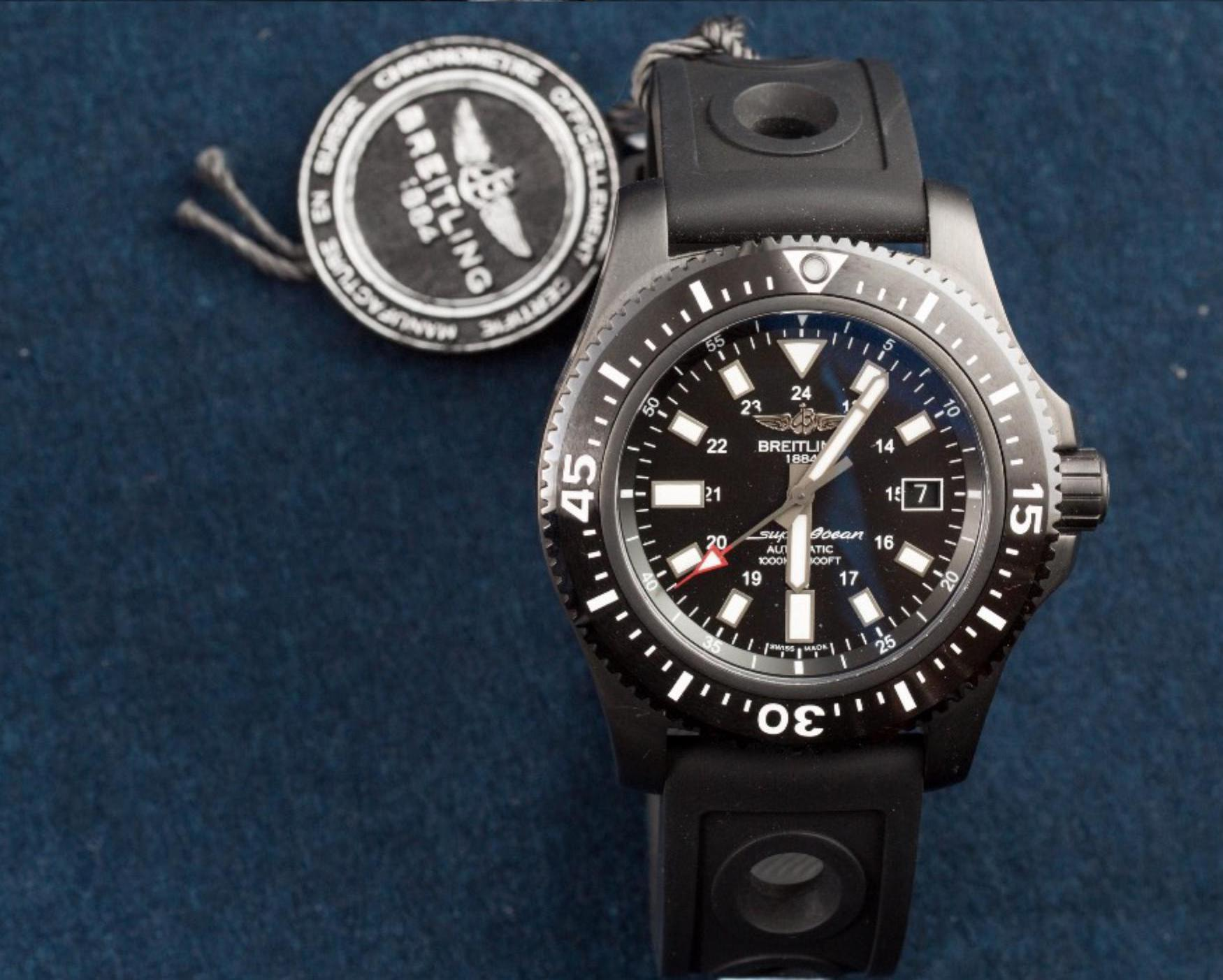 Lot 5 - BREITLING, New Old Stock