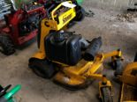 Lot 12 - Wright Stander small frame mower with Kawasaki FS 541v petrol engine Hours: 514