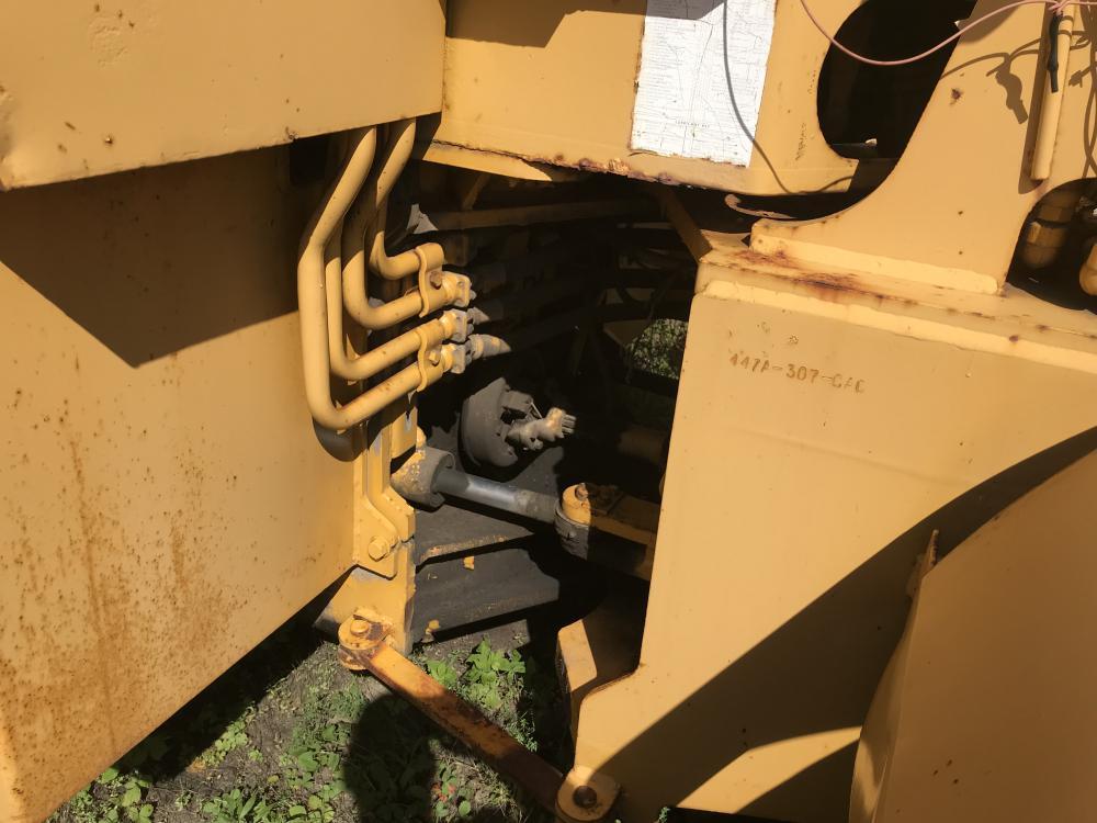 Lot 25 - Chargeur sur roues Michigan 75BM, hres n/d, à inspecter Série: 307CAC papier en main INV. 11129