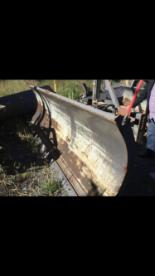 Lot 2015 - Gratte Craig pour Volvo L90-L110-L120 Craig scraper for Volvo L90-L110-L120 Location Québec, Qc