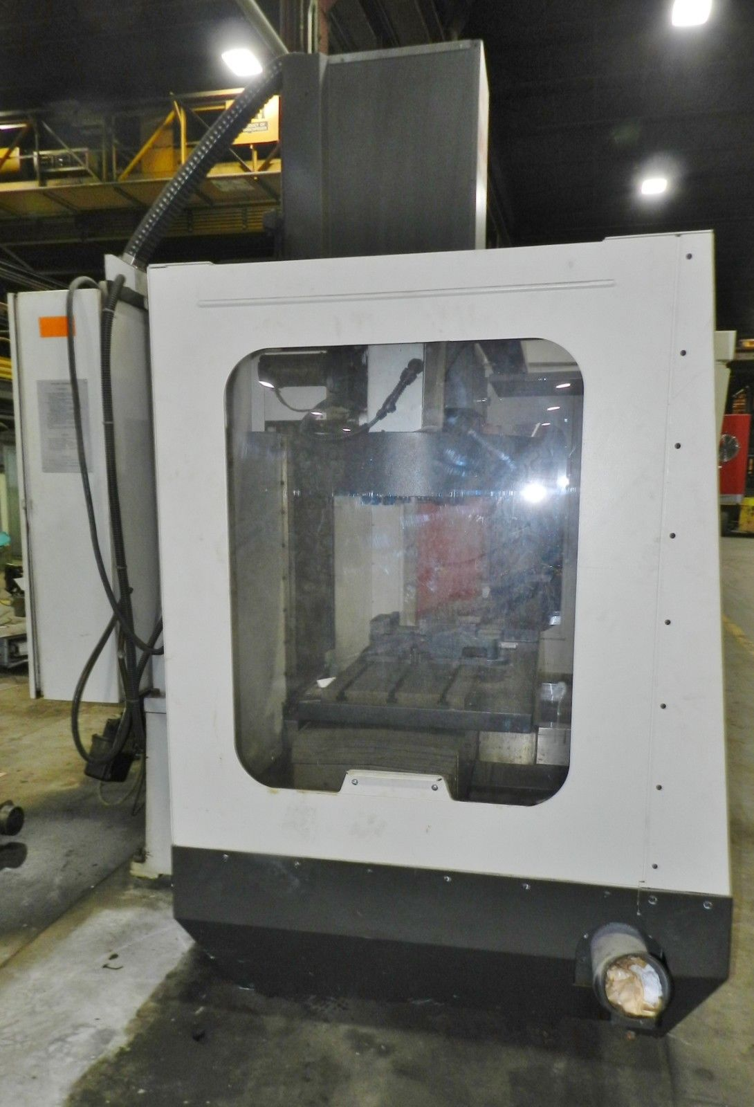 Lot 9 - HAAS VF2 CNC Vertical Machining Center