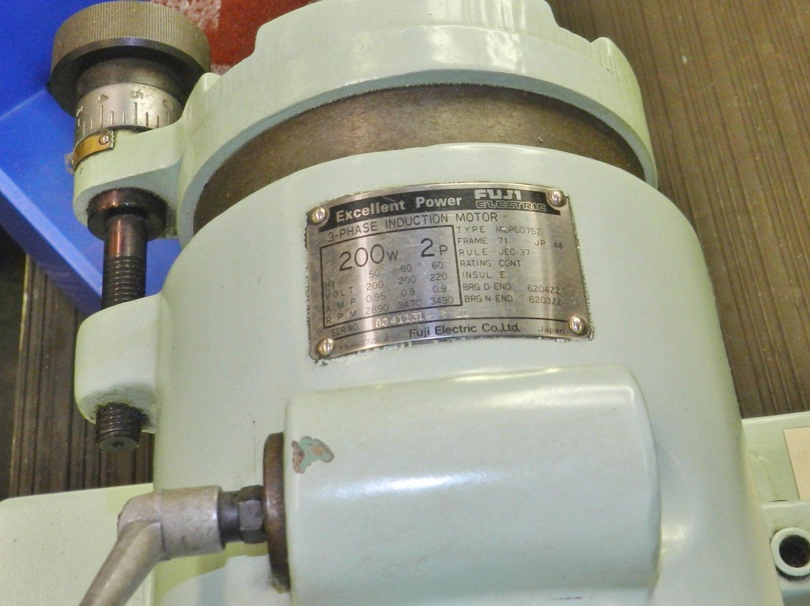 Lot 17 - Fujita Drill Point Grinder