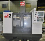 Lot 9 - HAAS VF2 CNC Vertical Machining Center