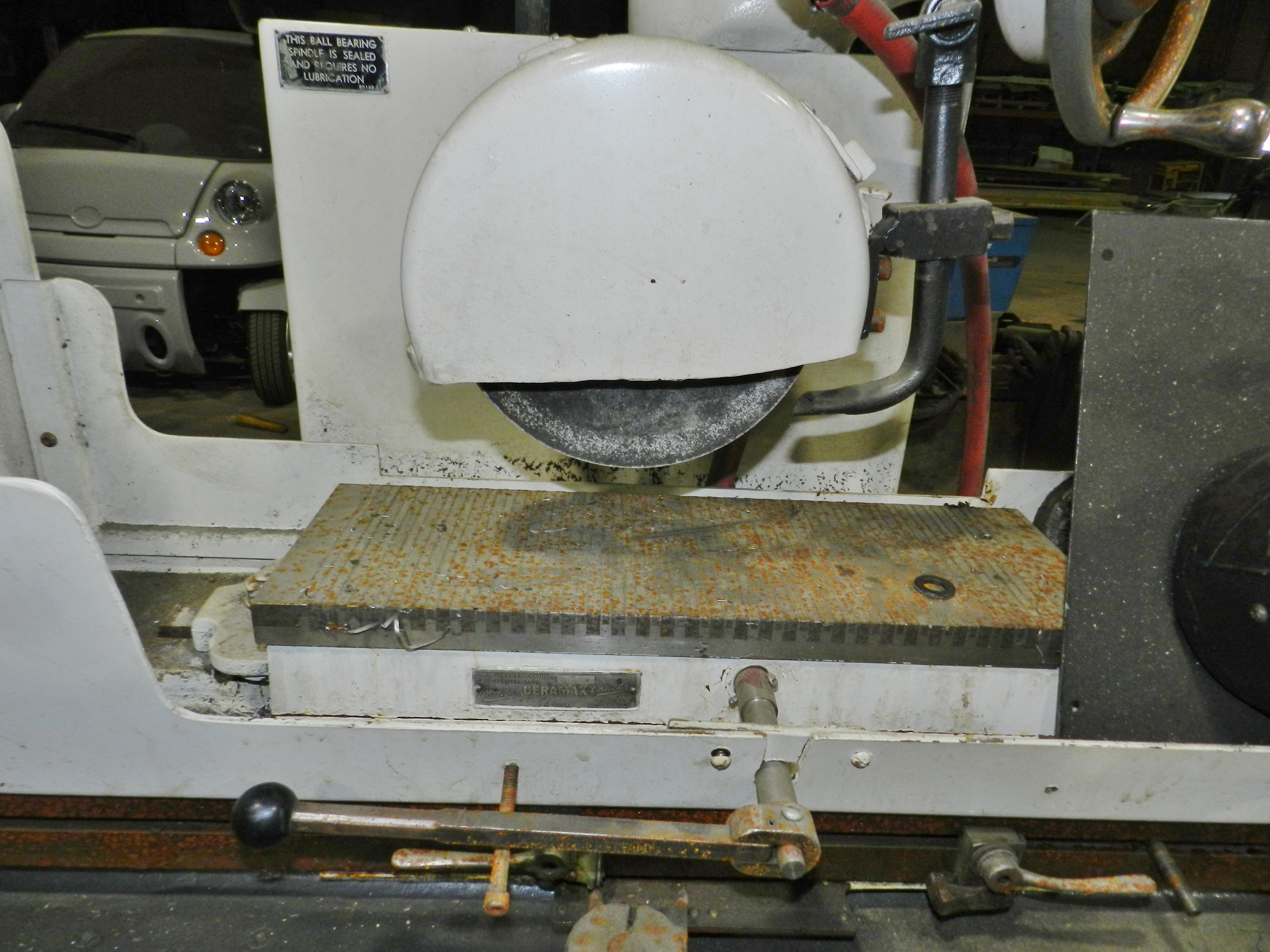 Lot 52 - Norton 6 x 18 Surface Grinder