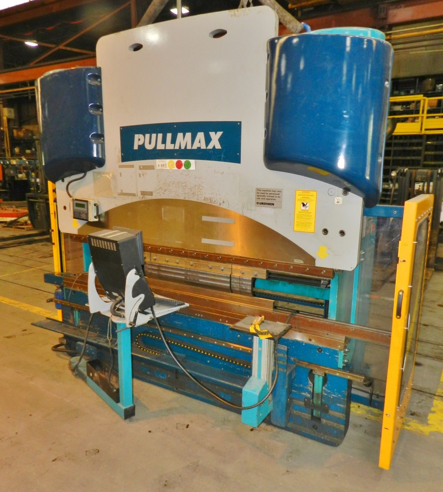Lot 8 - Pullmax Optiflex 130 CNC Press Brake 130 Tons
