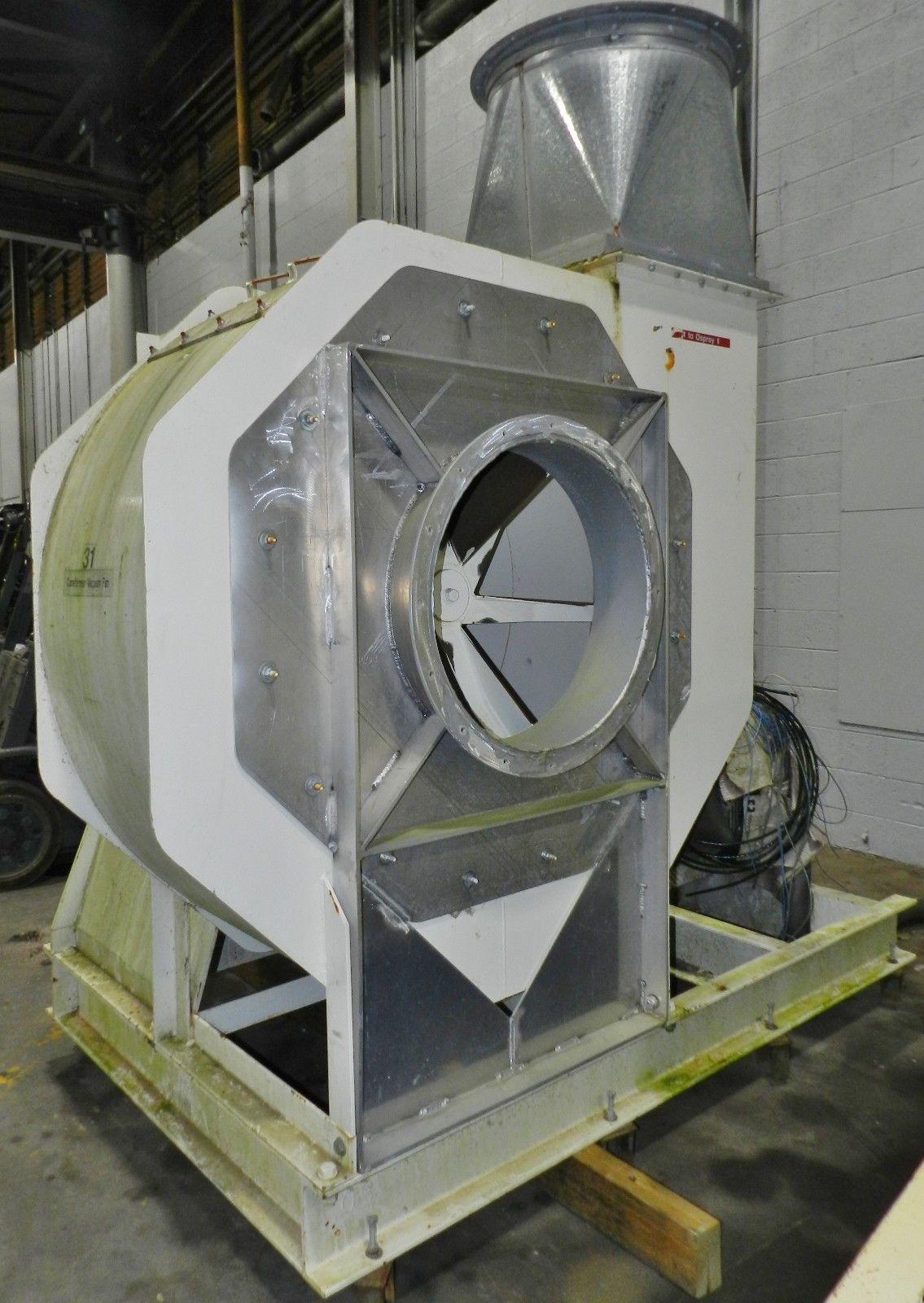Lot 41 - American Fan Company 200HP Blower