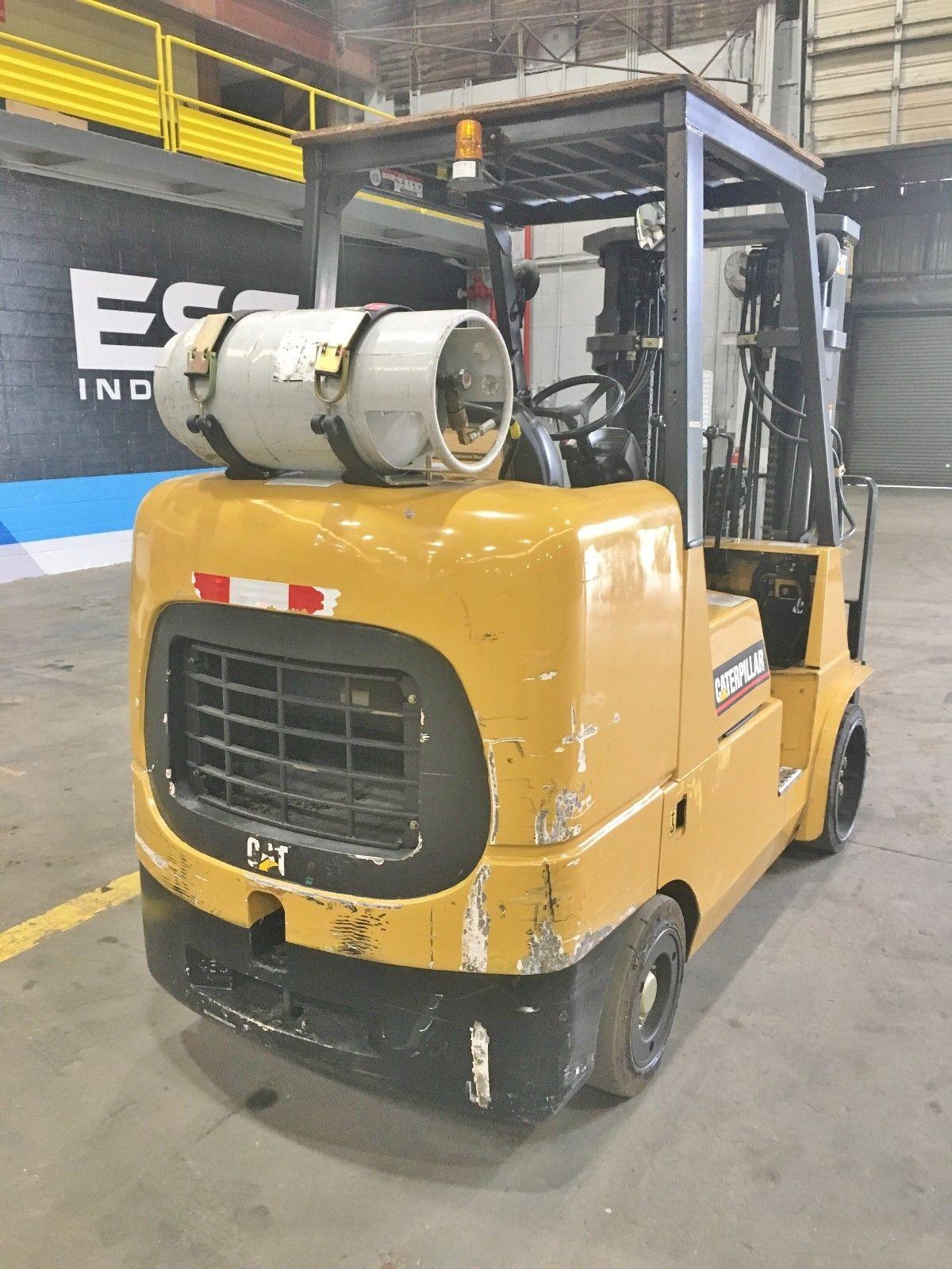 Lot 1 - Caterpillar 10k Forklift - only 800 hours!!! GC45KS