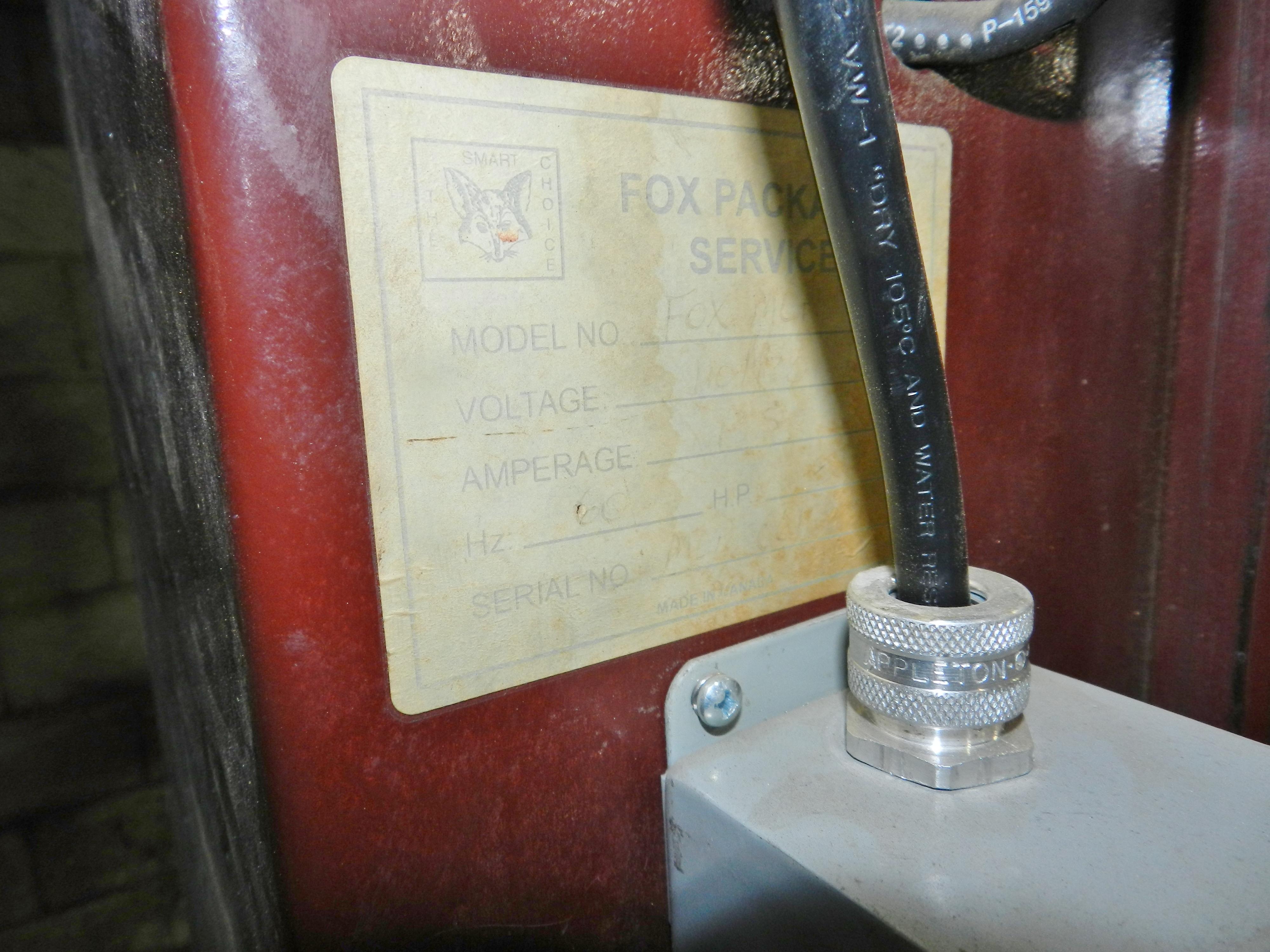 Lot 22 - Fox MLP Strech Wrapper