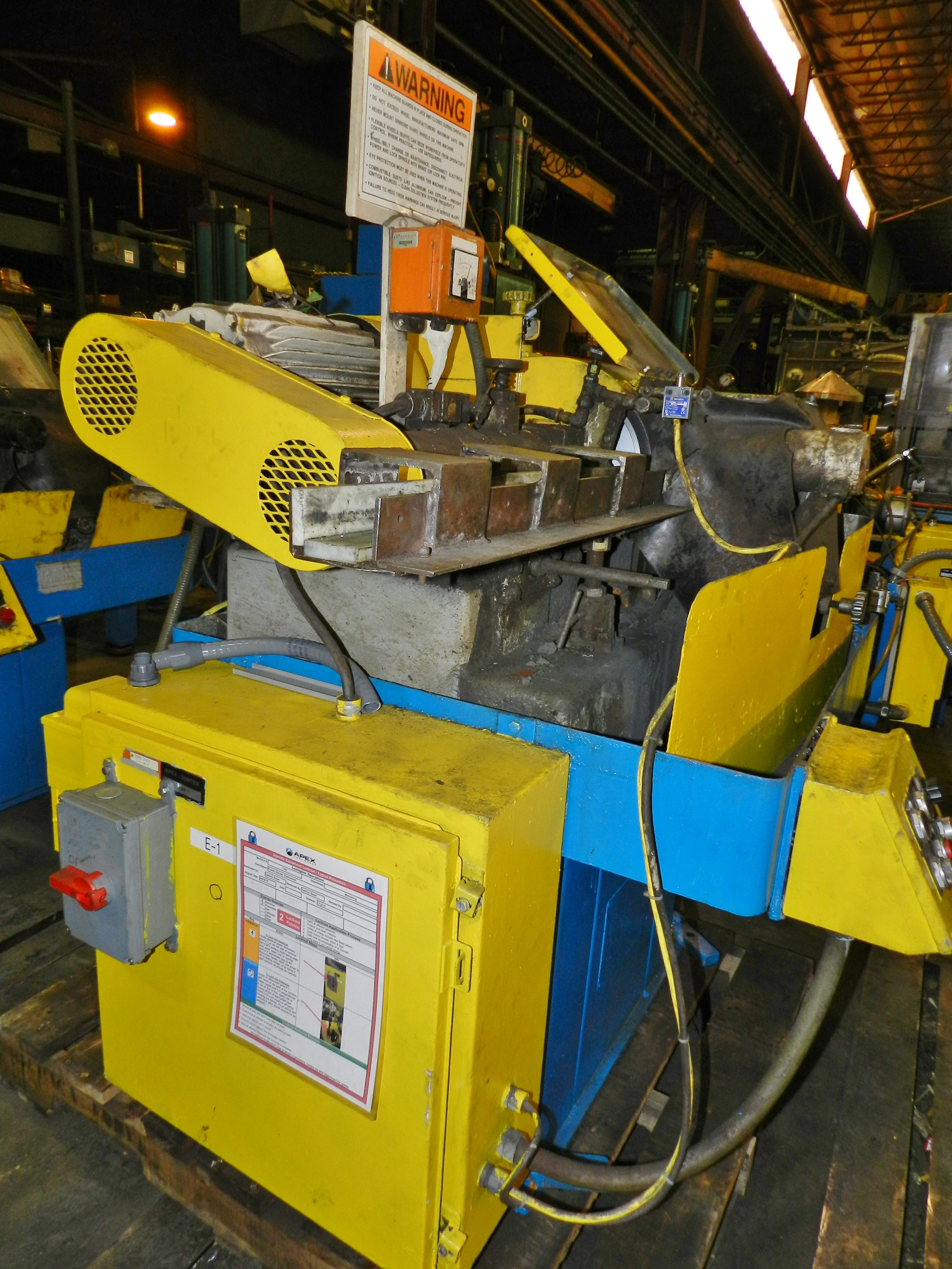 Lot 57 - Hammond OD-2 WAB Cylindrical OD Finisher