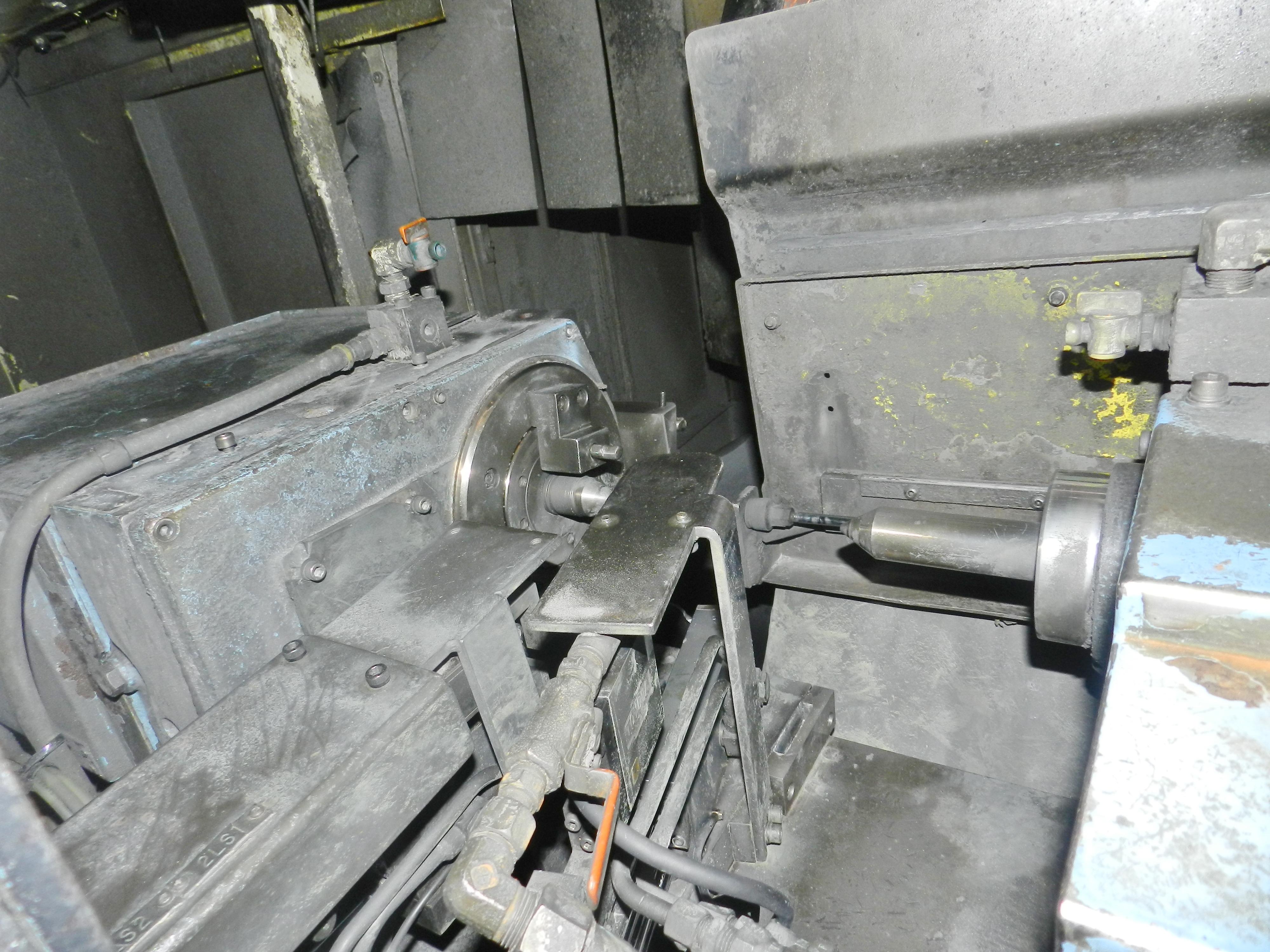 Lot 60 - Toyoda CNC OD Angle Head Grinder