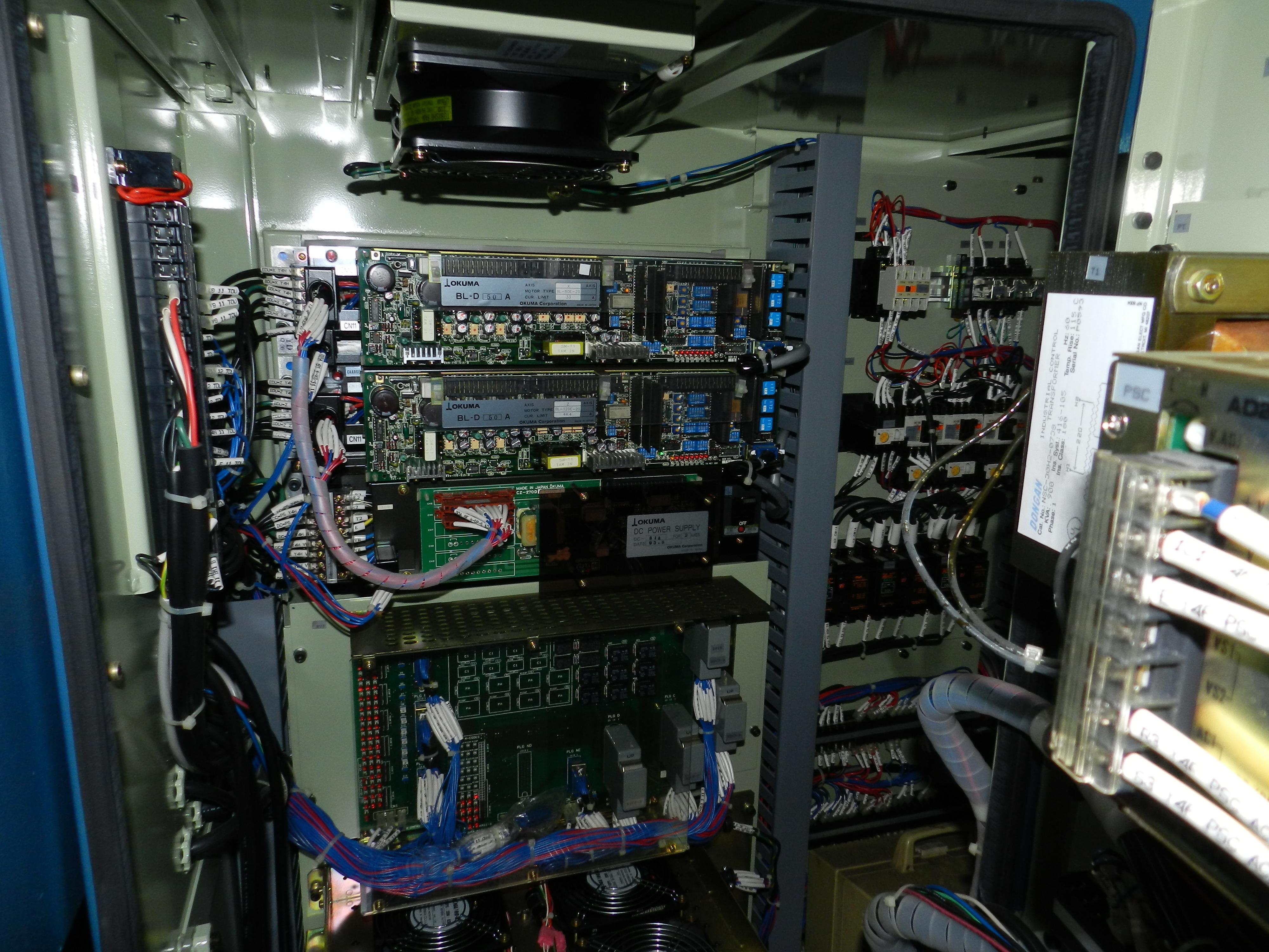 Lot 14 - Okuma Cadet LNC-8 CNC Lathe