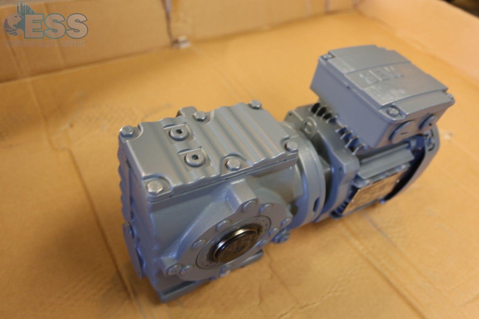 Lot 30 - Sew-Eurodrive .37KW Geared Motor
