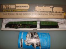OO GAUGE - A Wrenn W2209 Class A4 locomotive in LN