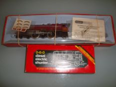 OO GAUGE - A pair of Hornby locomotives to include