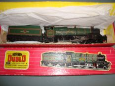 OO GAUGE - A Hornby Dublo 2221 steam locomotive '