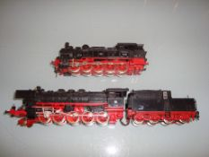 HO GAUGE - A pair of German Outline Fleischmann st