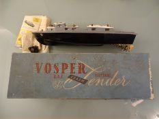 VOSPER RAF CRASH TENDER - by Victory Models Appear