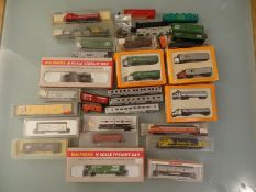 MODEL RAILWAYS - N GAUGE - A large quantity of Ame