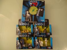 DIECAST: GROUP OF MODERN DOCTOR WHO THEMED CORGI D
