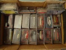 DIECAST: TRAY OF OOC DIECAST BUSES - as lotted - V